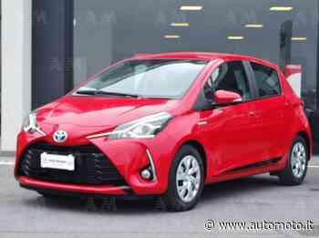 Vendo Toyota Yaris 1.5 Hybrid 5 porte Active nuova a Porto Mantovano, Mantova (codice 7566138) - Automoto.it