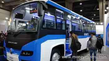 Ashok Leyland reports 89% slump in commercial vehicle sales