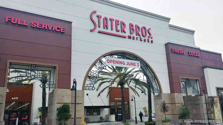 Status Update: Stater Bros. opens new store Wednesday in Ladera Ranch
