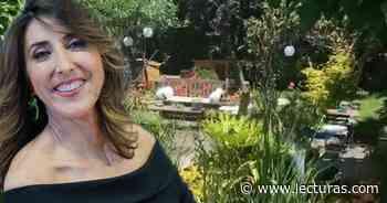 Paz Padilla nos muestra el rincón de su casa del que está más orgullosa - Lecturas