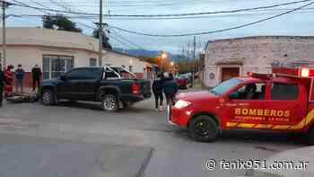 Accidente de tránsito por calle Benjamín Rincón y Francisco Solano - RADIO FÉNIX 95.1