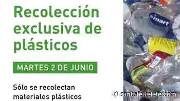 En junio Rincón continúa con la separación diferenciada de residuos - Telefe Santa Fe