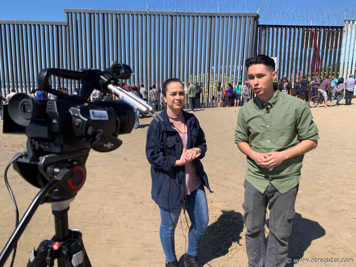 Al Dia's 'A Border Emergency' newscast wins CSUF's first student Emmy