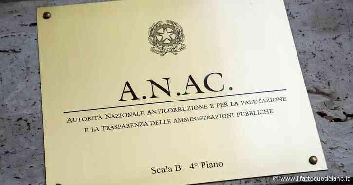 """Appalti, le proposte Anac: """"Per favorire la ripresa digitalizzare le gare e procedure d'urgenza in settori come sanità e scuole"""""""