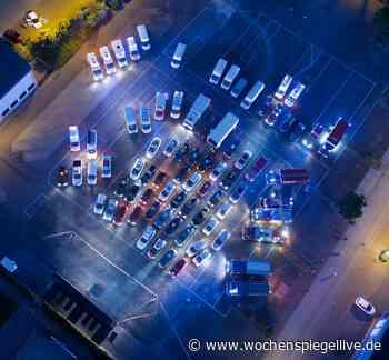 Autokino Simmern: Dankeschön für Rettungskräfte - WochenSpiegel