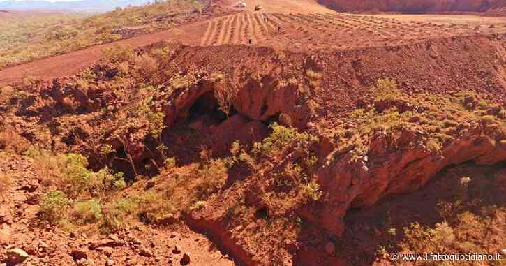 """Australia, colosso minerario si scusa dopo aver distrutto un sito indigeno """"per errore"""""""