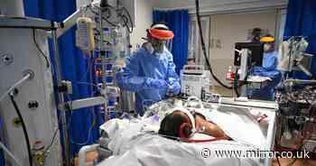 UK official coronavirus death toll passes 39,000 as 111 more die in 24 hours