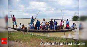 2 more die in Assam flood; number of affected people comes down to 1.97 lakh