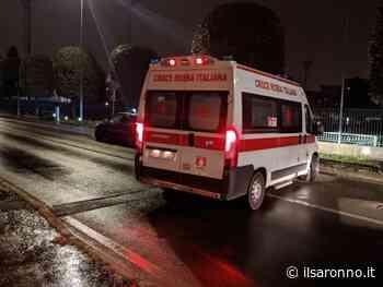 Auto ribaltata a Turate, la conducente finisce all'ospedale - ilSaronno