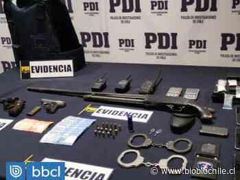 Tarapacá: decretan prisión preventiva para dos imputados por tenencia ilegal de armas y otros - BioBioChile