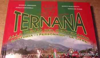 """Marco Barcarotti presenta il libro """"Ternana, alla vigilia del centenario"""" (VIDEOINTERVISTA) - Calcio Fere"""