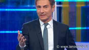 Marco Liorni fa una gaffe a Italia Si. Mauro Coruzzi lo corregge - LaNostraTv