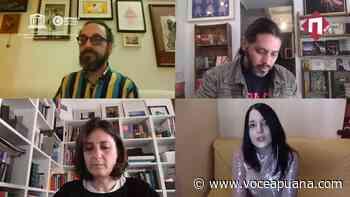 Il dialogo come occasione di crescita: Marco Pedri e Laura Barreca a Studi Aperti 2020 - La Voce Apuana