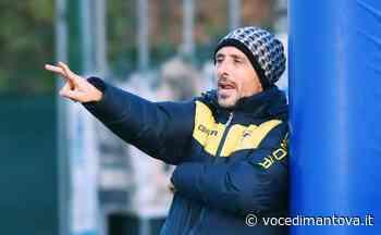 """Calcio Promozione - Marco Bresciani: """"Casalromano, mi hai stregato"""" - La Voce di Mantova"""
