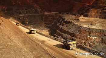 Gobierno autoriza el reinicio de Southern Copper en Cuajone, Toquepala e Ilo - LaRepública.pe