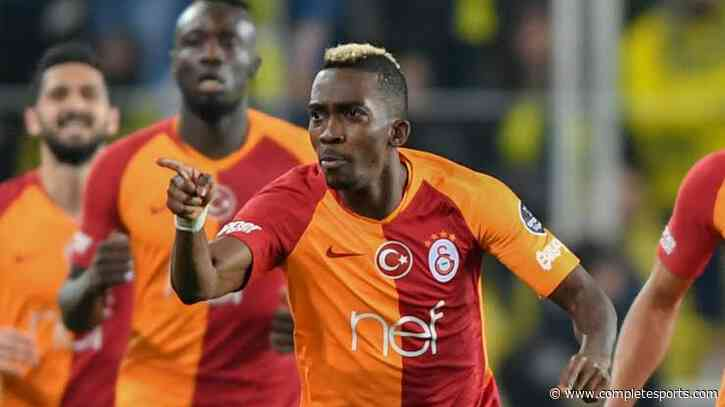 Olympiacos Submit Bid  For Onyekuru