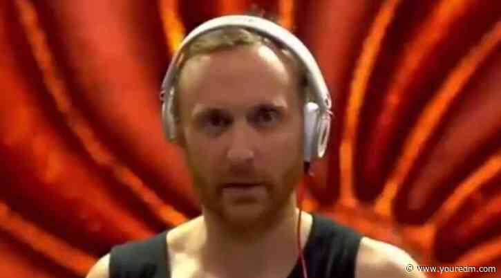 David Guetta Condemned For Tone Deaf Tribute To George Floyd, BLM Movement