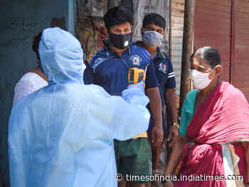 Coronavirus live updates: Virus not less potent, WHO says after Italian doctor claim - Times of India