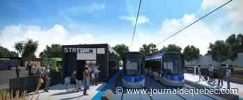 La crise ne doit pas faire oublier le tramway, plaide Rousseau