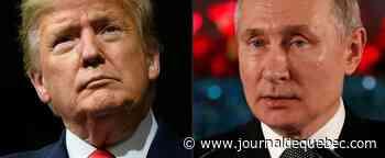 Nouveau format du G7: Trump explique son projet à Poutine