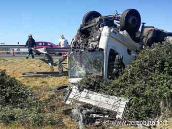Incidente sulla A12, bimbo ferito e code fra Cerveteri e Torrimpietra - TerzoBinario.it