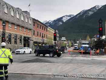 Banff and Canmore Main Streets closing to vehicle traffic for summer