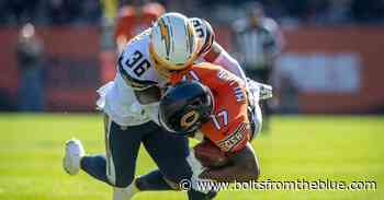Chargers 90-in-90: S Roderic Teamer