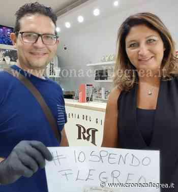 """#IOSPENDOFLEGREO: A Pozzuoli """"La Galleria del Gioiello"""" per i regali migliori - Cronaca Flegrea"""