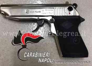 POZZUOLI/ Due rapine e un furto: trovata la pistola utilizzata per la rapina al bar Mojito di Licola - Cronaca Flegrea