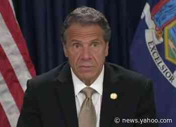 """Cuomo: """"Don't snatch defeat from the jaws of victory"""" in virus fight"""