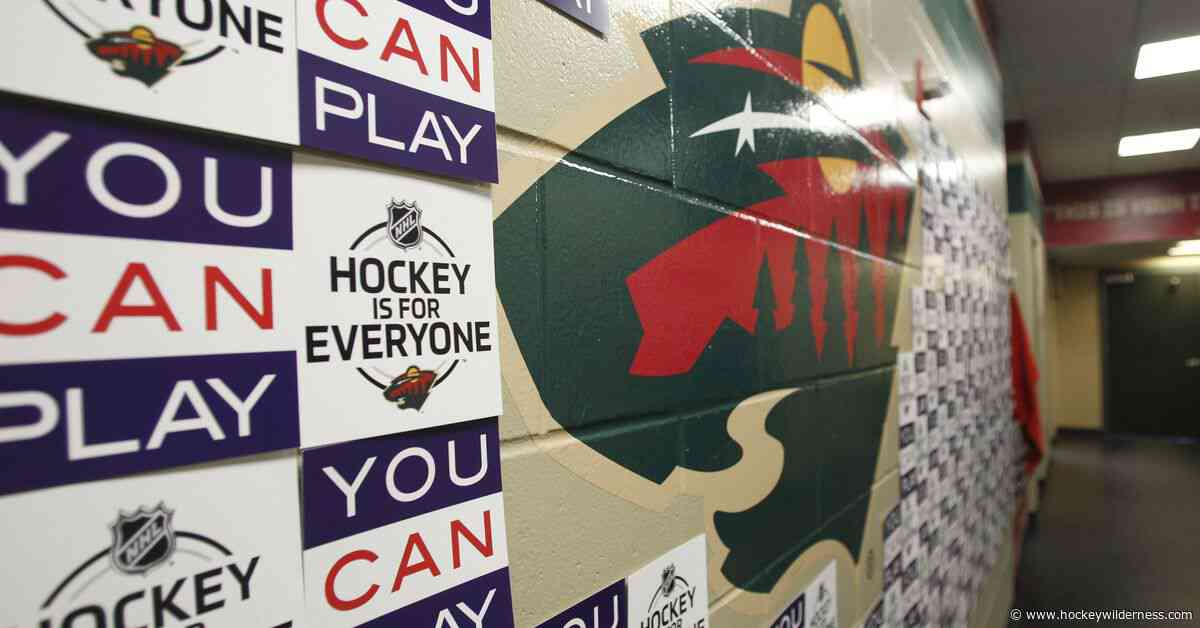 A message to the Hockey Wilderness community