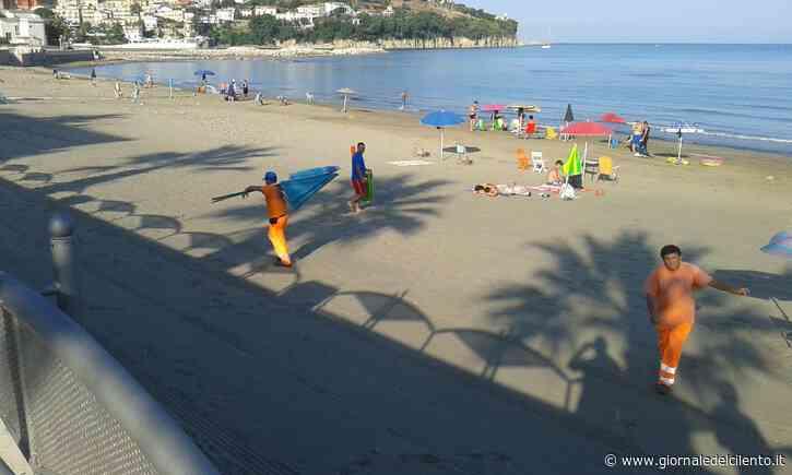 Mare, ad Agropoli sarà obbligatoria l'identificazione in spiaggia - Giornale del Cilento