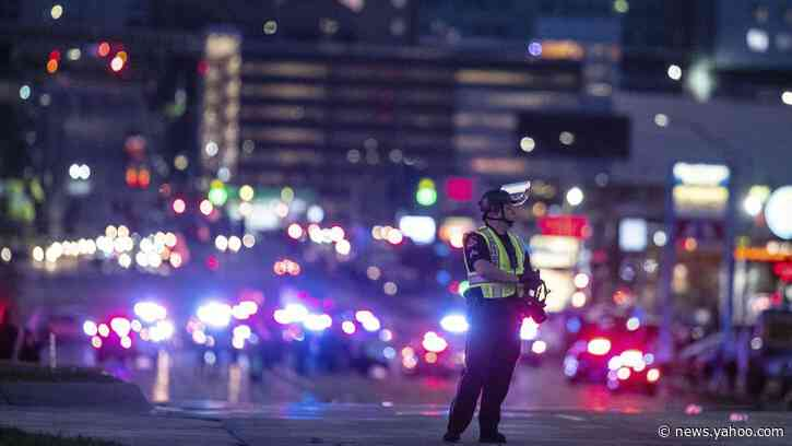 Omaha Bar Owner Held in Shooting of Black Protester Has History of Gun Arrests