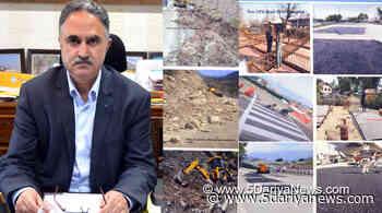 R&B department plays pivotal role in Covid mitigation efforts - 5 Dariya News