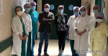 Civitanova, il Reparto di Ostetricia e Ginecologia riparte con un fiocco rosa: la prima nata è Sofia - Picchio News