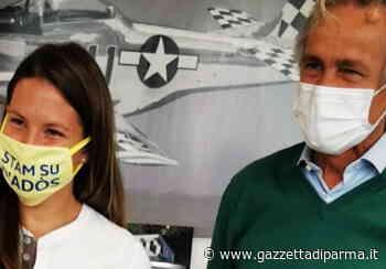 Accordo fra Kiara Fontanesi e l'ambulatorio Dalla Rosa Prati - Video - Gazzetta di Parma