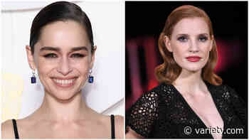 Emilia Clarke, Jessica Chastain to Return for Rescheduled West End Productions - Variety