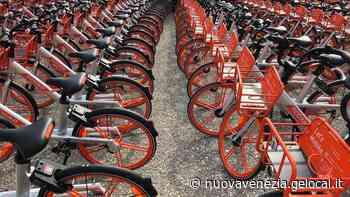 Mestre, ecco Movi Mobike: rivoluzione per la mobilità su due ruote - La Nuova Venezia