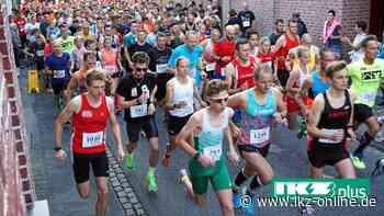 Der Internationale Enni-Citylauf in Xanten ist auch abgesagt - IKZ