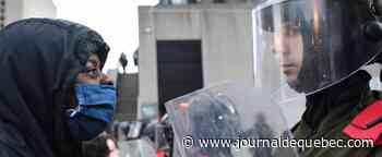« Il existe deux virus : la COVID-19 et le racisme », juge l'organisatrice de la manifestation de Montréal