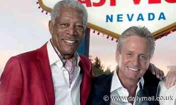 Michael Douglas wishes Morgan Freeman happy 83rd birthday