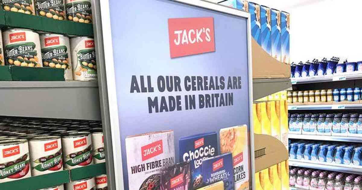 Jack's 'discount Tesco' supermarket could be opening in Hull - Hull Daily Mail
