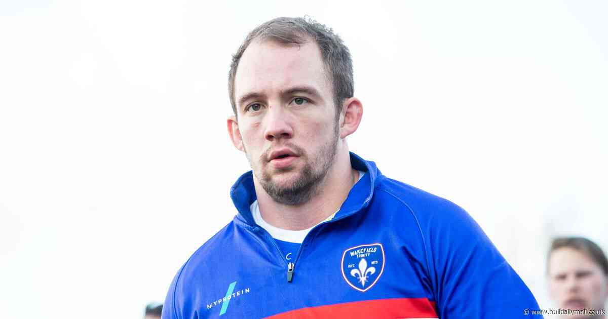 Hull KR credited with interest in Wakefield Trinity forward George King - Hull Daily Mail