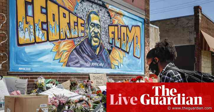 George Floyd died of asphyxiation, family's autopsy finds – live