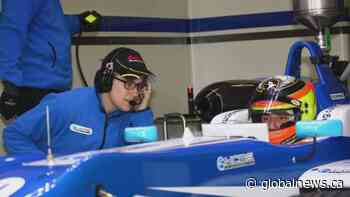 Coquitlam race engineer Ryan Dingle finds winning formula