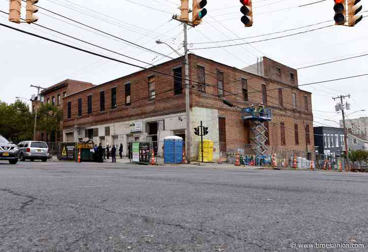 Capital Repertory Theatre delays opening of new home