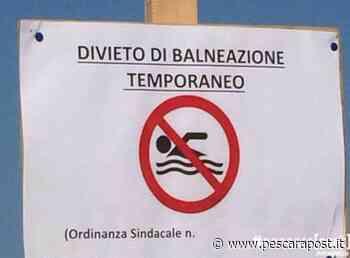 Divieto di balneazione Francavilla al Mare: ordinanza, tratti interessati e giorni - PescaraPost
