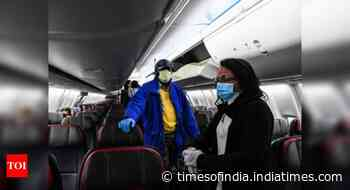 Keep middle seats empty or give gown, says DGCA