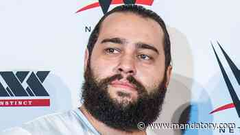 Rusev Details His Lone Work Week At Wendy's: 'It's Not A Great Story (Actually, It Is A Great Story)