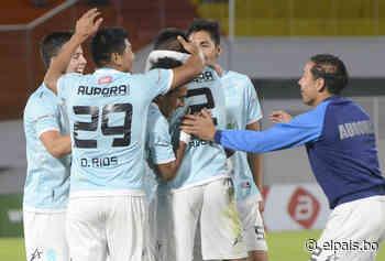 Aurora consigue la Copa Bicentenario en Aiquile | El País Tarija - El País
